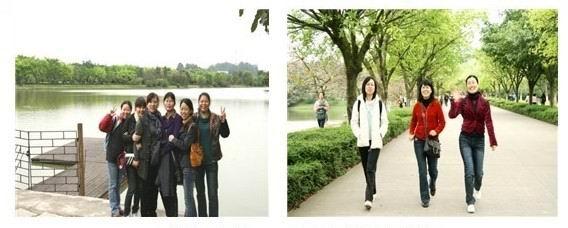 三八妇女节--大夫山森林公园游