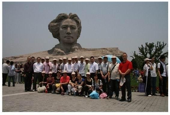 2010年5月武广三天游